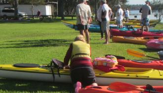Waterways Kayak Events